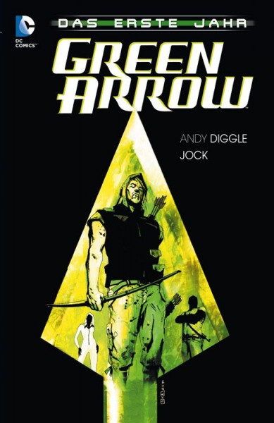 Green Arrow: Das erste Jahr - Special Comicfestival München
