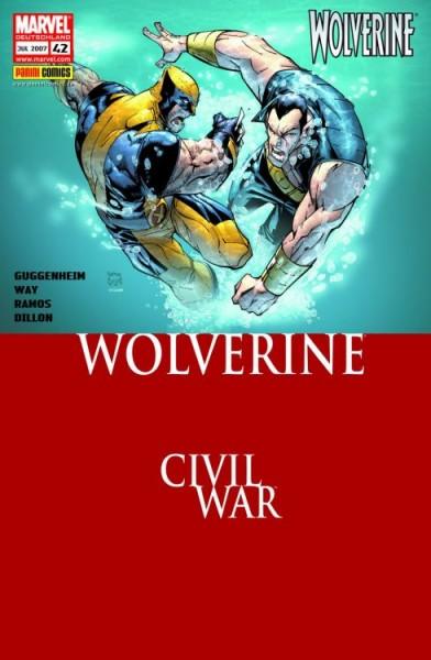 Wolverine 42