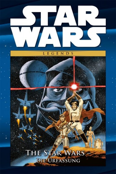 Star Wars Comic-Kollektion 17: The Star Wars - Die Urfassung