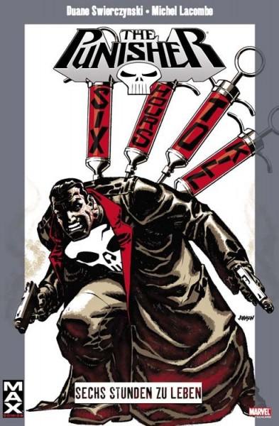 Max 35: Punisher - Sechs Stunden zu Leben