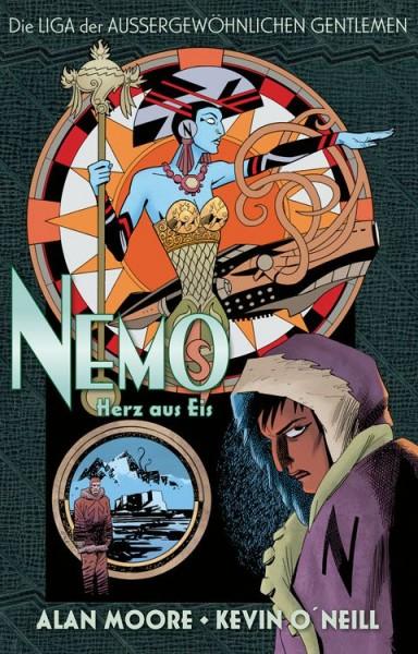 Die Liga der außergewöhnlichen Gentlemen: Nemo - Herz aus Eis