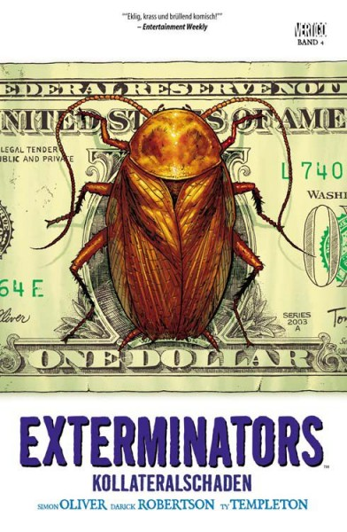 Exterminators 4: Kollateralschaden
