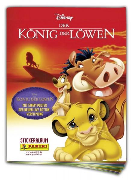 Disney der König der Löwen Stickerkollektion – Album