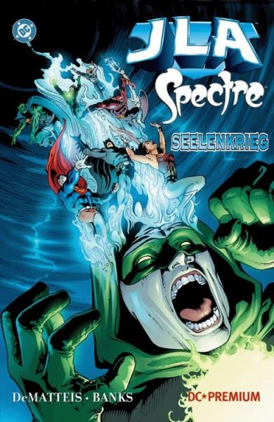 DC Premium 28: JLA/Spectre - Seelenkrieg