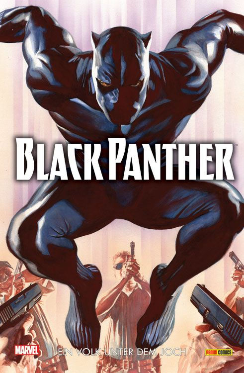 Black Panther 1 Variant