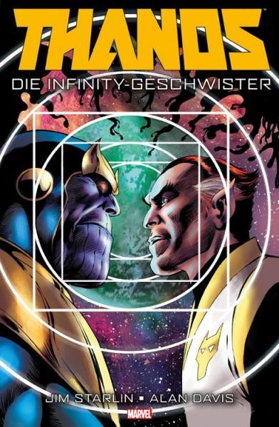 Thanos: Die Infinity-Geschwister