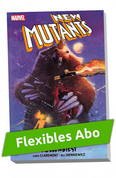 Flexibles Abo - Marvel Paperback