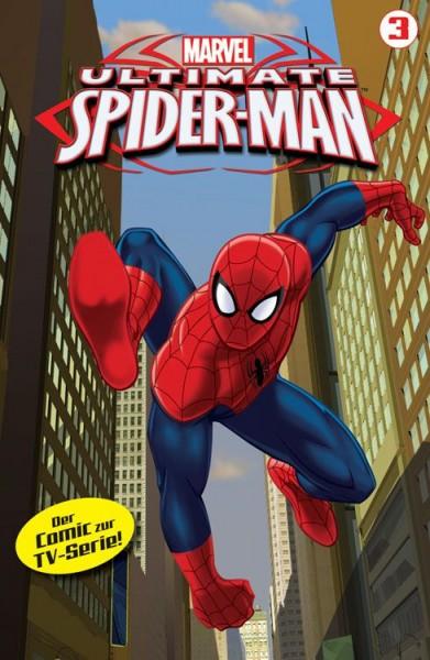 Der ultimative Spider-Man - TV-Comic 3