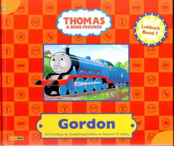Thomas und seine Freunde - Lokbuch 7: Gordon