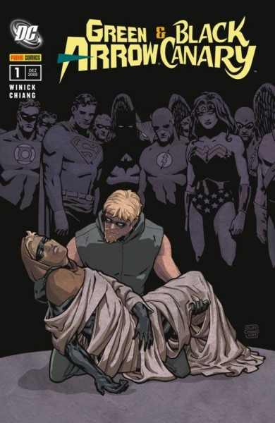 Green Arrow & Black Canary 1: Bis dass der Tod