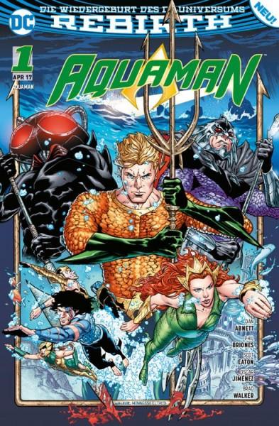 Aquaman 1 (2017)
