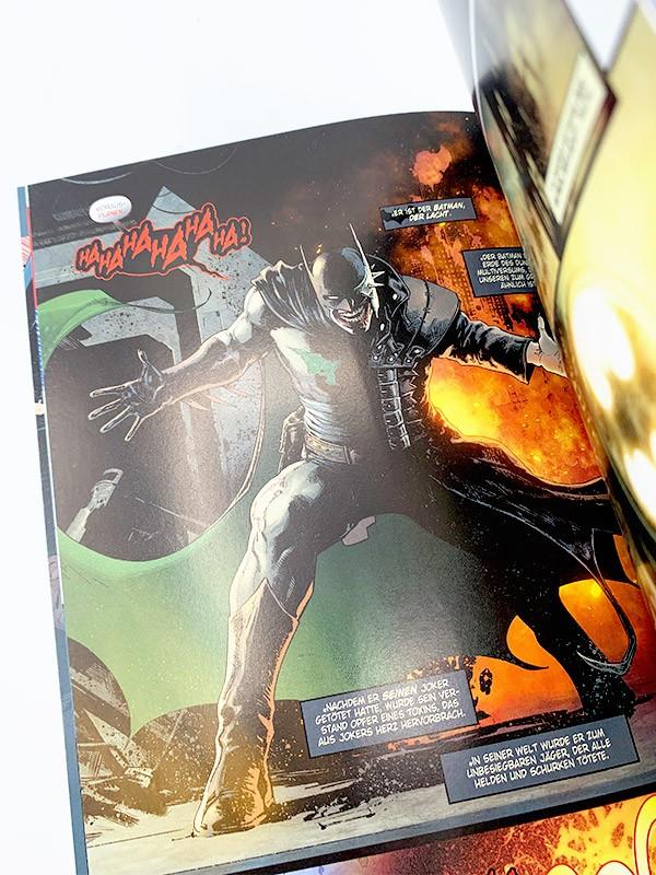 Der Batman, der lacht Sonderband 1 Blick in den Comic