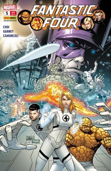 FF - Fantastic Four 5