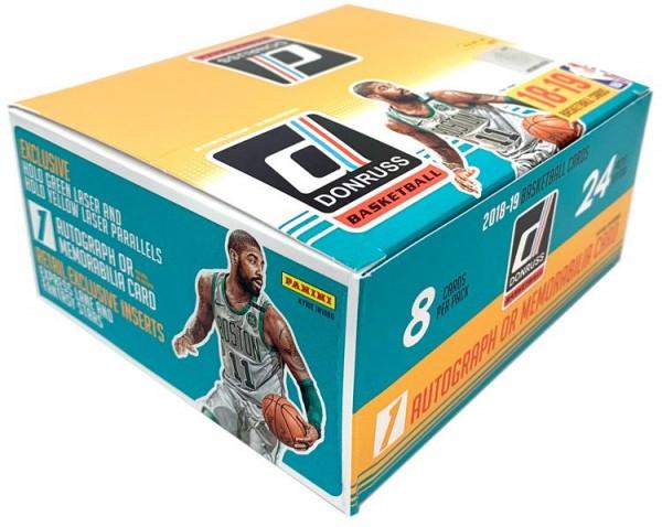 NBA 2018-2019 DONRUSS Trading Cards - Retailbox