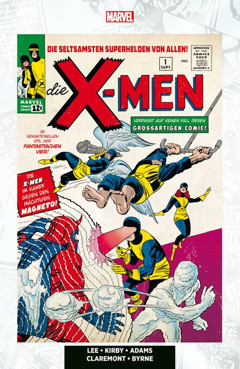 Marvel Klassiker: X-Men Hardcover