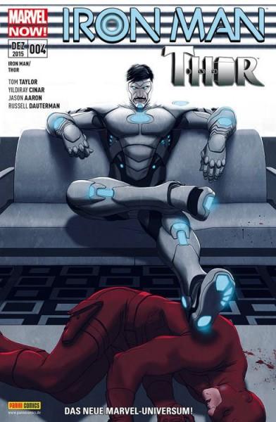Iron Man/Thor 4