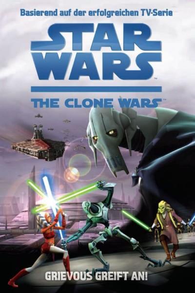 Star Wars: The Clone Wars - Grievous greift An!