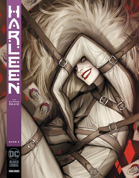 Harleen 3 Cover