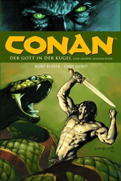 Conan 2 - Der Gott in der Kugel und andere Geschichten