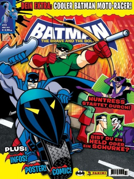 Batman: The Brave and the Bold 12