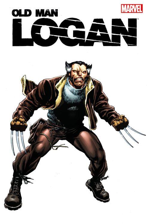 Old Man Logan 6 Variant - Comic Salon...