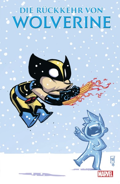 Die Rückkehr von Wolverine Variant