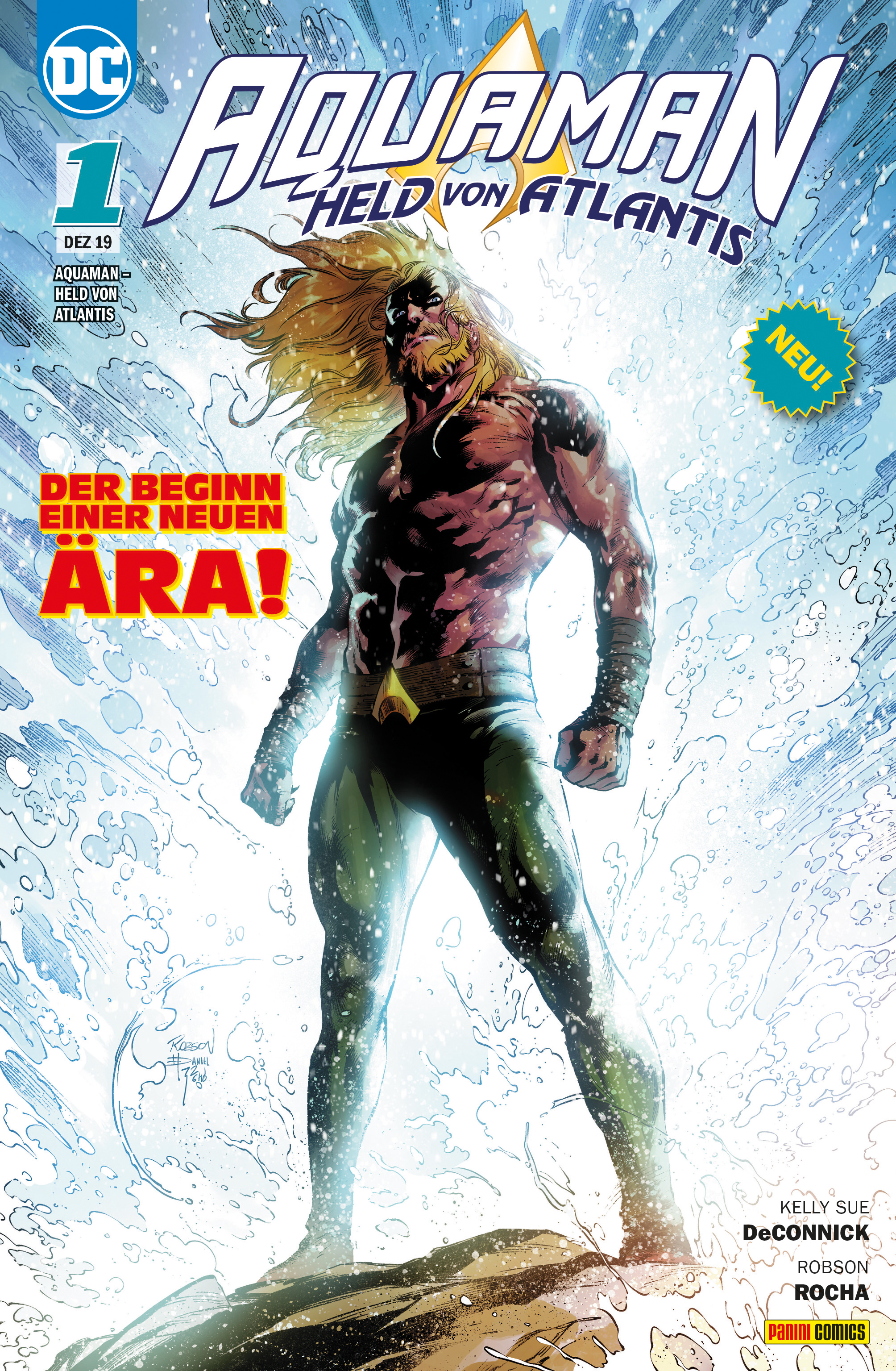 Aquaman: Held von Atlantis 1 - Stille...