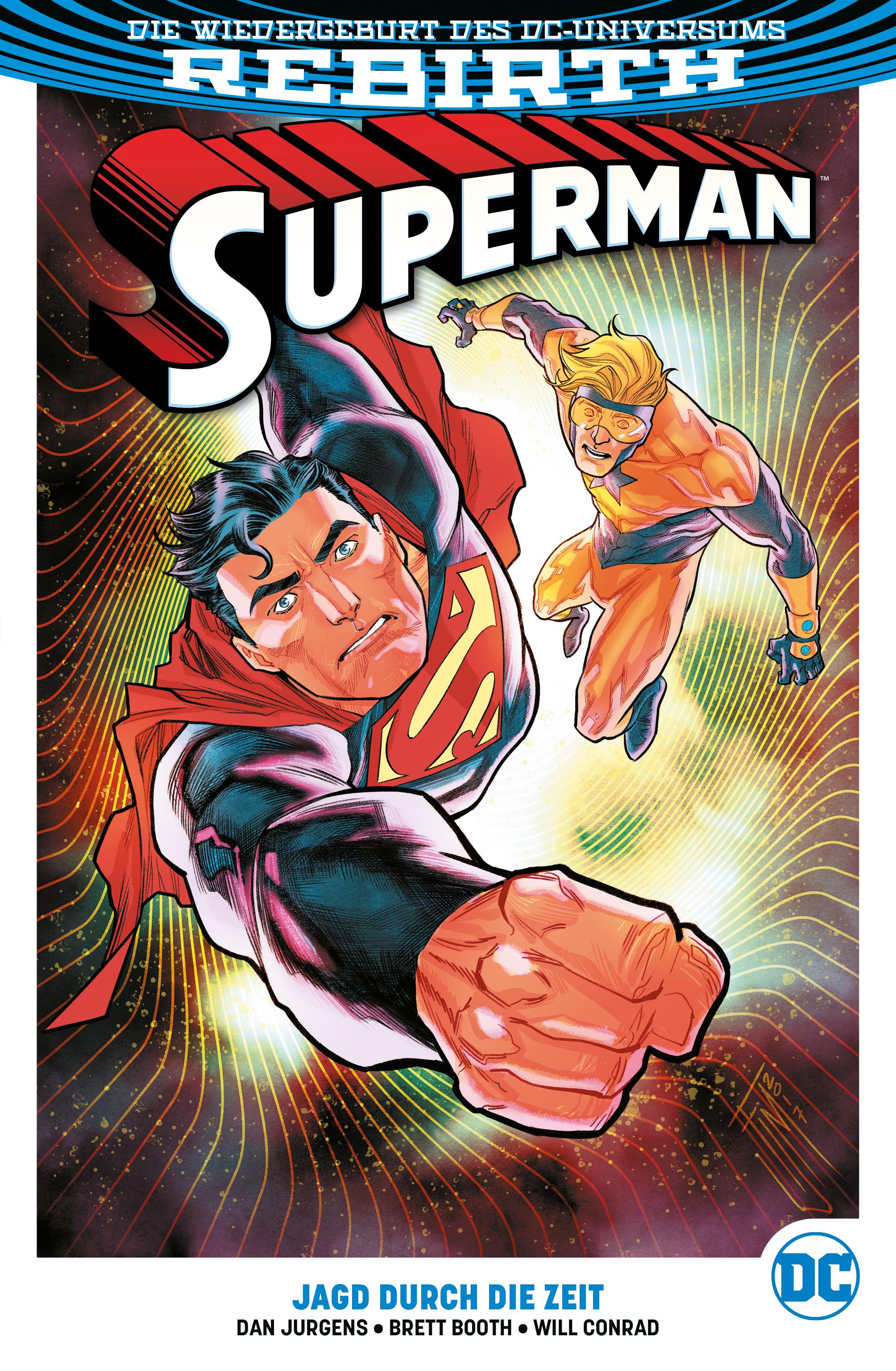 Superman Paperback 6: Jagd durch die...