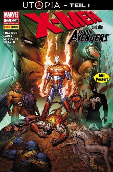 X-Men 110: Utopia 1