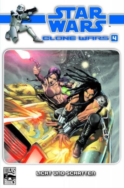 Star Wars: Clone Wars 4 - Licht und Schatten