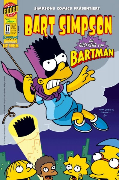 Bart Simpson Comics 17