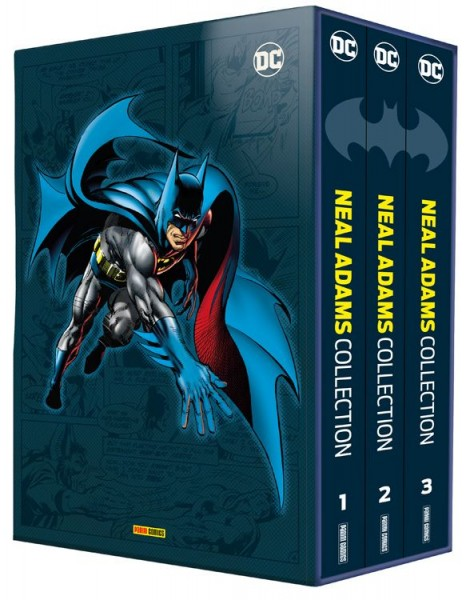 Batman: Neal Adams Collection – Fan Edition