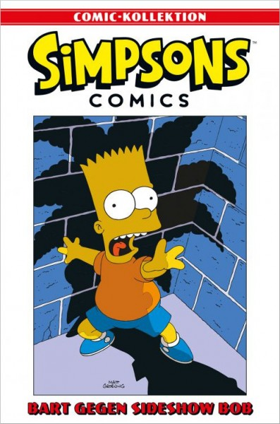Simpsons Comic-Kollektion 3: Bart gegen Sideshow Bob Cover