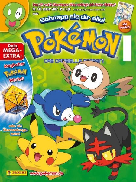 Pokémon Magazin 110