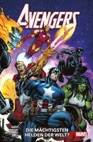 Avengers Paperback 2: Die mächtigsten Helden der Welt? Cover