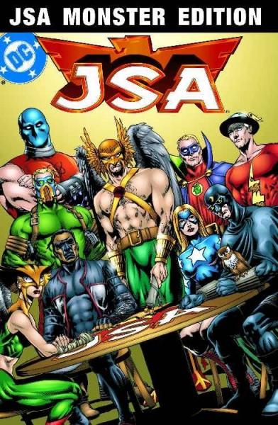 JSA Monster Edition 2