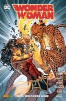 Wonder Woman 12 - Eine Welt ohne Liebe Cover