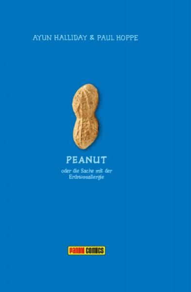 Peanut - Oder die Sache mit der Erdnussallergie