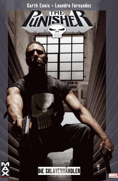 Max 16: Punisher - Die Sklavenhändler