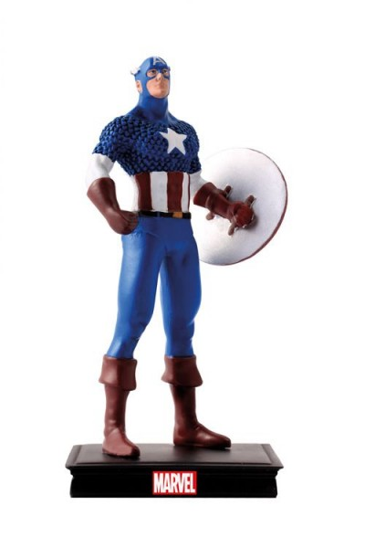 Marvel Universum Figuren-Kollektion: #8 Captain America