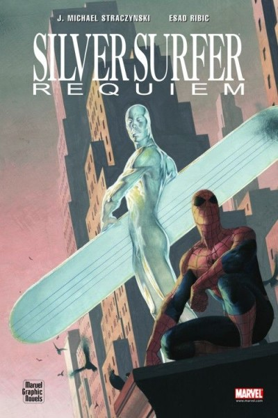 Marvel Graphic Novel 11: Silver Surfer - Requiem