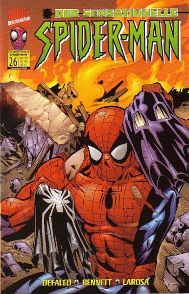 Der sensationelle Spider-Man 26