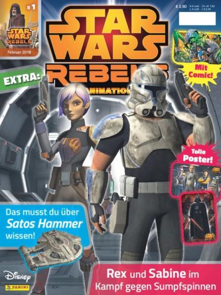Star Wars - Rebels - Animation 1