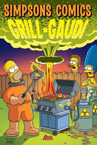 Simpsons Sonderband 20: Grill-Gaudi