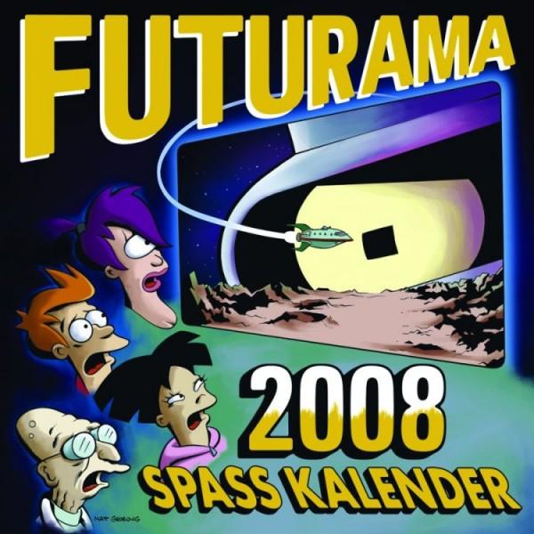 Futurama - Wandkalender (2008)