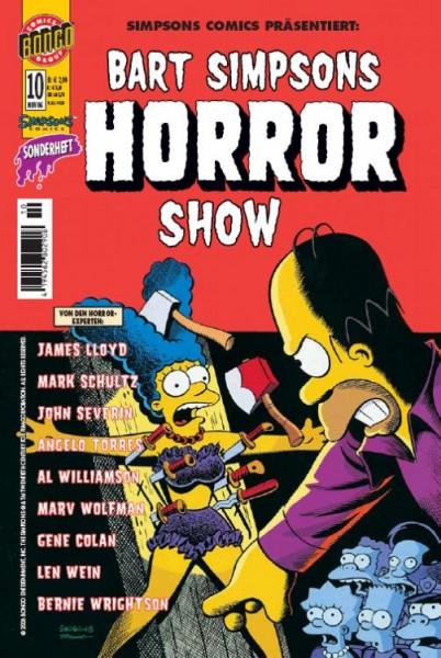Bart Simpsons Horror Show 10