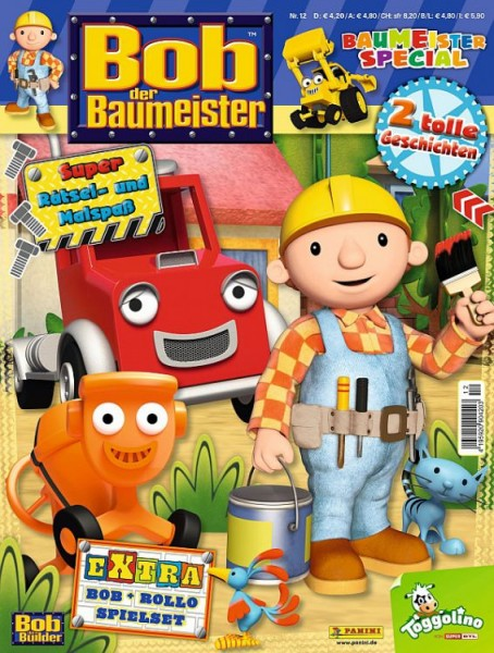 Bob der Baumeister Special 12