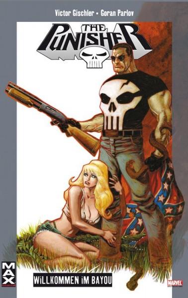 Max 37: Punisher - Willkommen Im Bayou