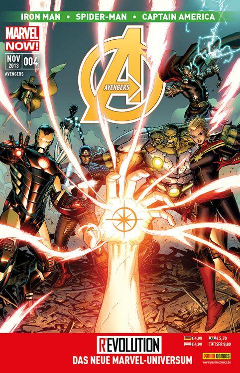 Avengers 4 (2013)