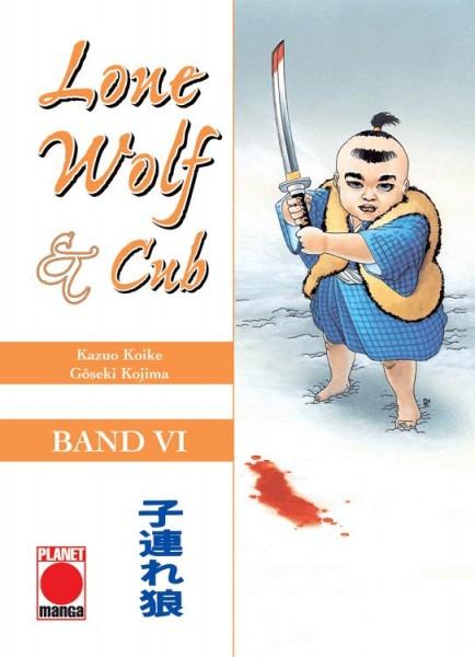 Lone Wolf & Cub 6